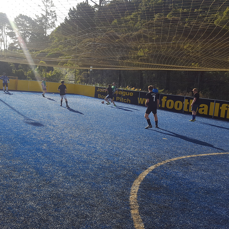 Albany Football Centre: 5-a-side, 6-a-side, and 7-a-side football competitions with FootballFix