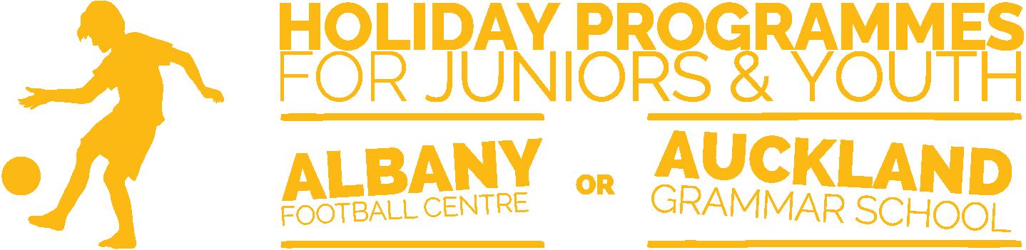 Junior Holiday Programmes starting soon with FootballFix!