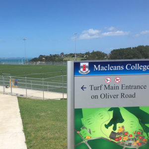 Macleans College, Howick by FootballFix