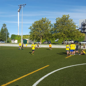 QBE: 5-a-side, 6-a-side, and 7-a-side football competitions with FootballFix