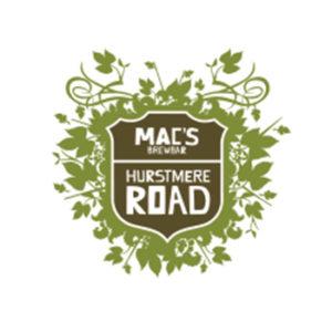 Mac's Brewbar Hurstmere Road, Sponsor of FootballFix