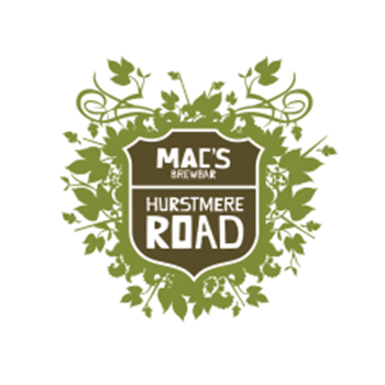 Mac's Brewbar Hurstmere Road, Sponsor of FootballFix