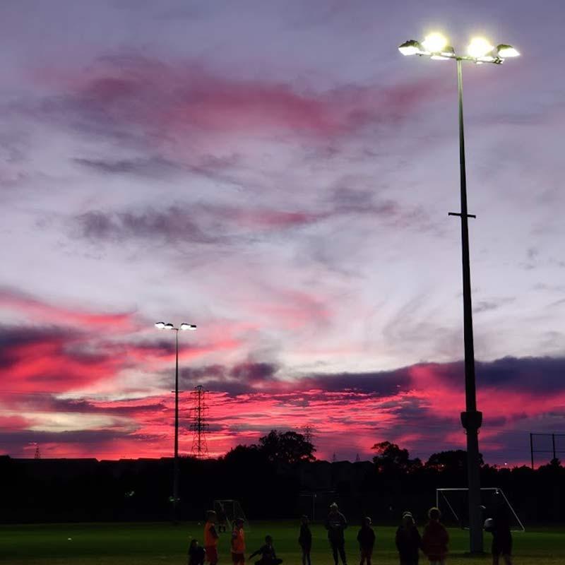 Te Atatu South summer football leagues