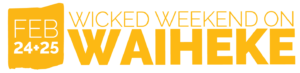 Are you registered for FootballFix's Wicked Weekend on Waiheke?