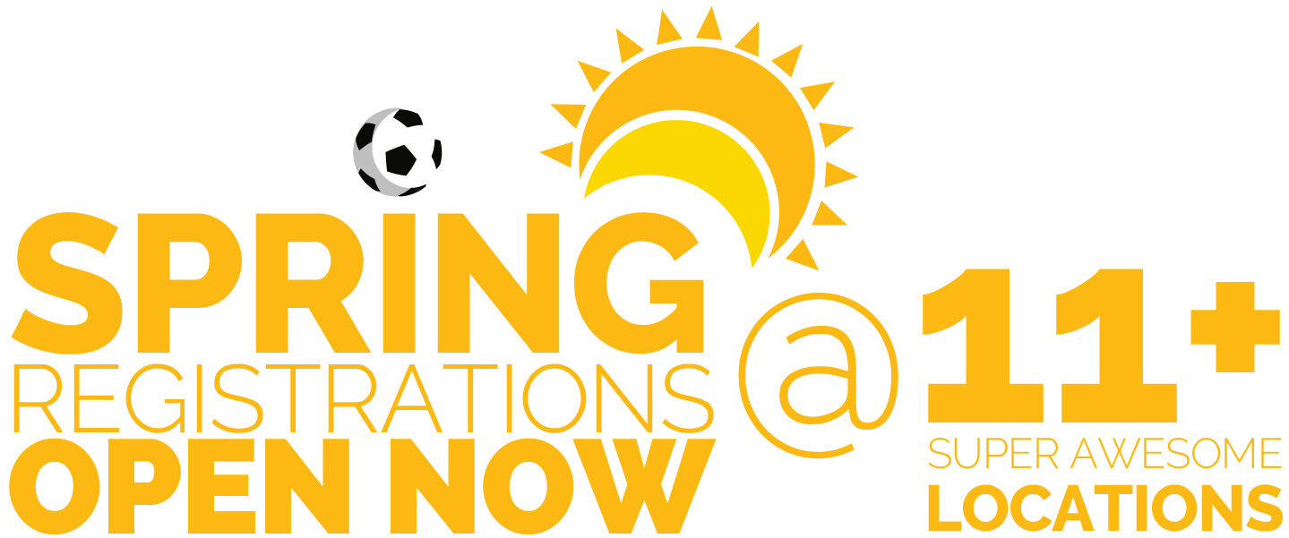 Registrations for our spring leagues are now open!